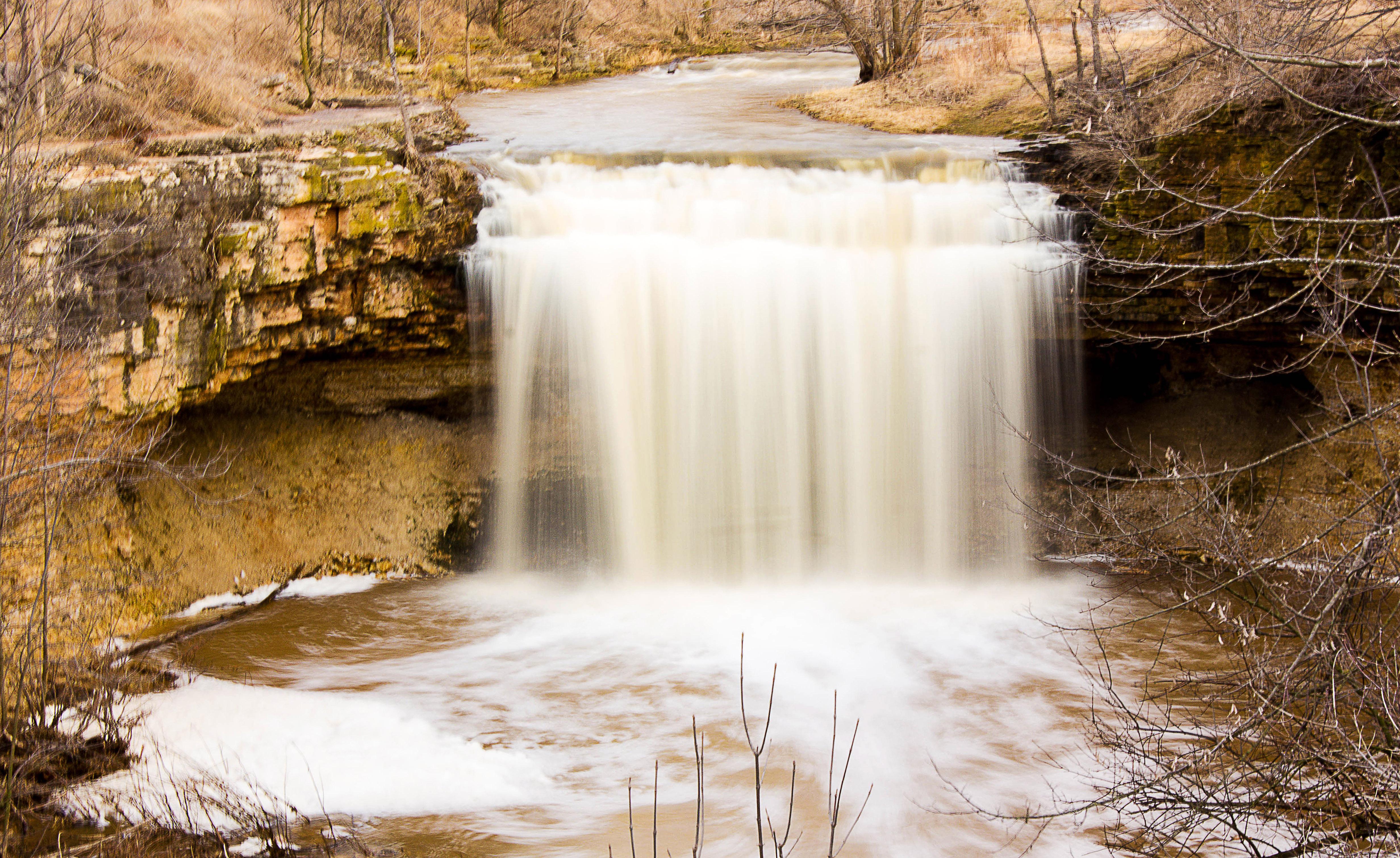 RatedVenture Waterfalls in the Fox Cities